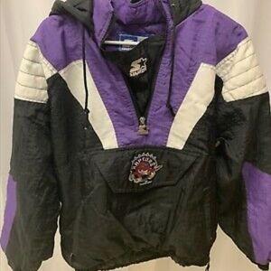 Vintage Raptors Starter Jacket